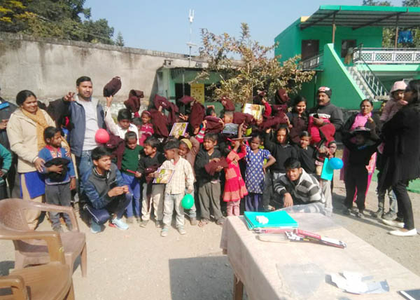 Cloth Charity Program